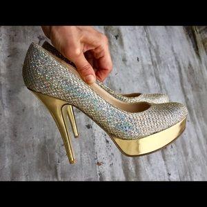 e903b192d6ea Enzo Angiolini Shoes - Enzo Angiolini Mermaid Heels -Like New